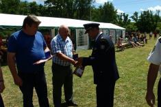 Oslavy 110. výročí založení SDH Sobotovice