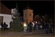 Vánoční dílna a rozsvěcování stromečku