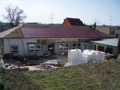 Rekonstrukce obecní budovy č.61